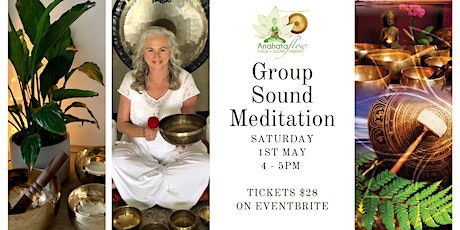 Group Sound Meditation - Throat Chakra Focus tickets