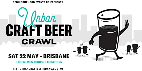 Urban Craft Beer Crawl - Brisbane tickets
