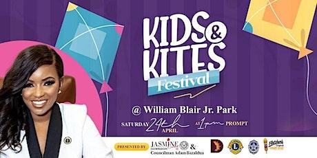 Kids & Kites Festival tickets