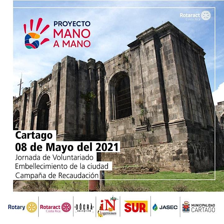 Imagen de Proyecto Mano a Mano: Jornada 2