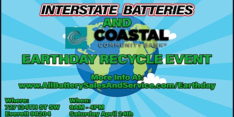Earth Day Recycling Event tickets