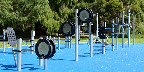 Come and Try - Lions Park Outdoor Exercise Equipment Sessions tickets
