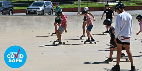 Blackman Park Skatepark Lane Cove - Skate Workshop tickets