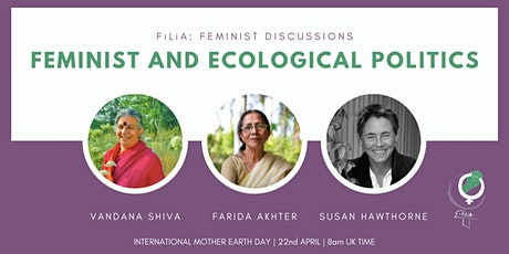 Feminist and Ecological Politics tickets