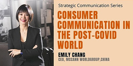 Consumer Communication in the Post-COVID World tickets