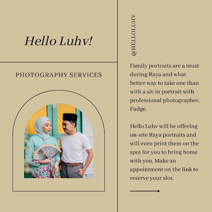 Raya Family Portraits by Hello Luhv image