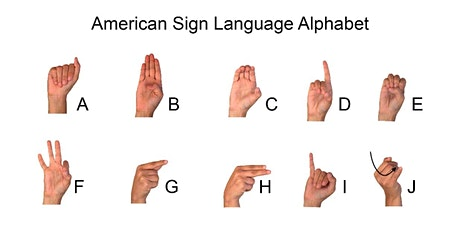 FREE- Sign Language Class - Let's learn the colors! Tickets