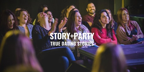 Story Party Geneva| True Dating Stories billets