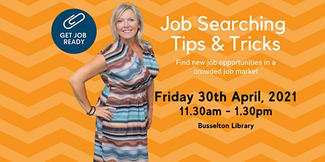 Busselton Library Job Search Workshop tickets