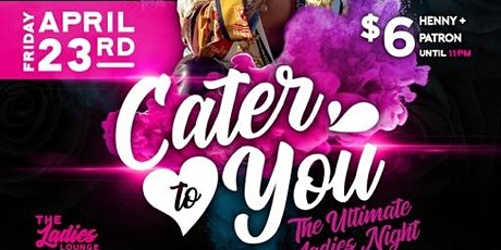 "Adrian Marcel Performing Live ""Cater To You"" The Ultimate Ladies Night tickets"