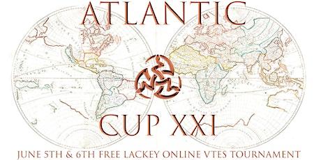 V:tES Atlantic Cup tickets