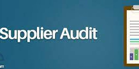 Purchasing Controls, Receiving Inspection, and Supplier Audit tickets