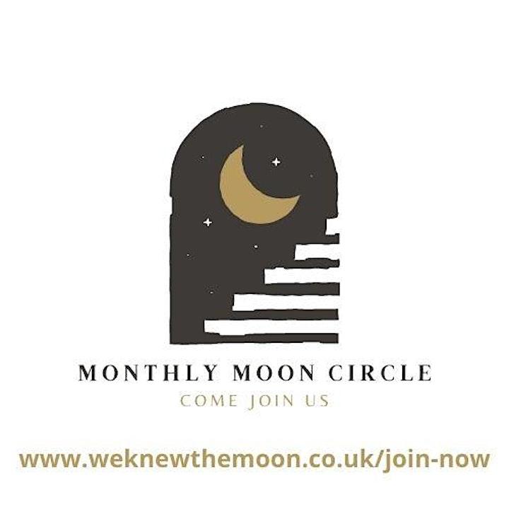 New Moon in Taurus Moon Gathering image