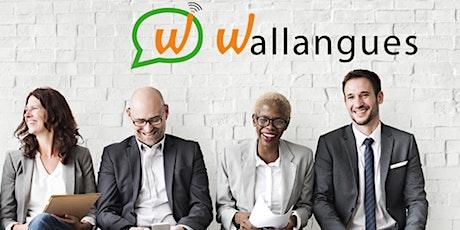 Table de conversation néerlandais – simulation entretien d'embauche tickets