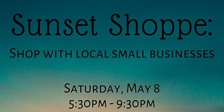 Sunset Shoppe tickets