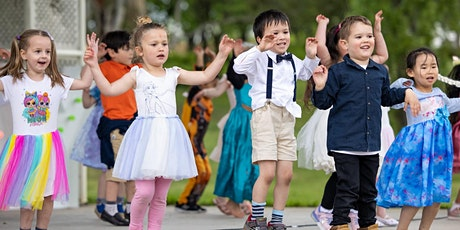 Communities@Work's Children's Yoga and Shabam Sessions: Celebrate Gungahlin tickets