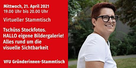 VFU Virtueller Gründerinnen-Stammtisch, 21.04.2021 Tickets