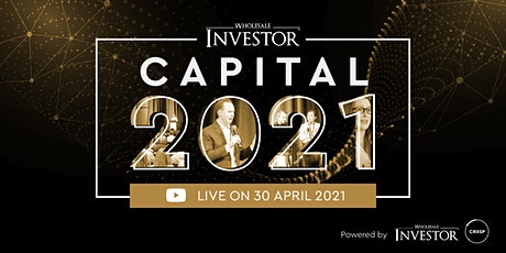 Capital 2021 - Virtual Investor Showcase tickets