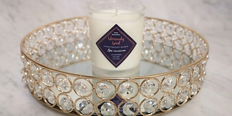 Luxury Aromatherapy Candle Making Masterclass tickets