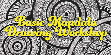 Basic Mandala Drawing Workshop tickets