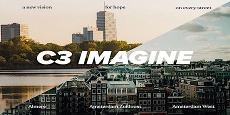 C3 Imagine | Church Services | Kerkdiensten billets