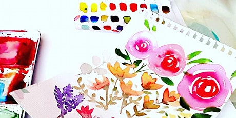 Watercolour for Absolute Beginners tickets
