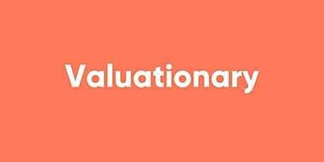 Valuation of Start-ups! tickets