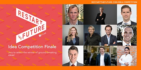 Idea Competition Finale: Jury to select the winner of groundbreaking ideas tickets