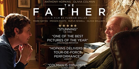 THE FATHER - Nominated for 6 Academy Awards tickets