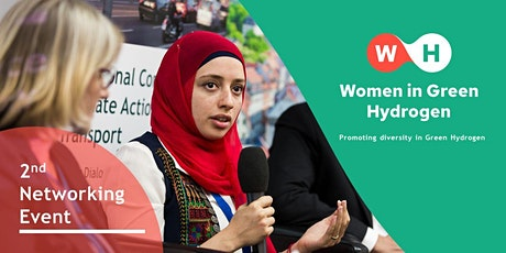 Women in Green Hydrogen's second networking event (Eastern time zone) tickets