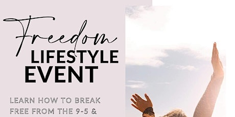 Freedom Lifestyle Event The Albion tickets