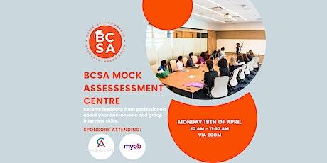Mock Assessment Centre tickets