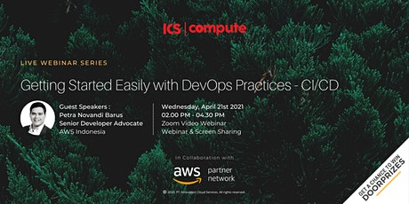 Getting Started Easily with DevOps Practices - CI/CD entradas