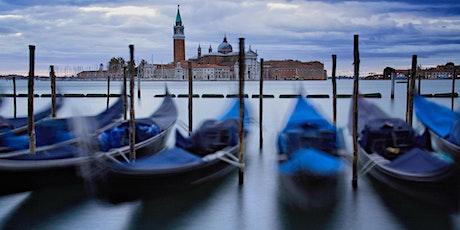 Venice Gondola ride, St Mark square, bridge of sighs - live stream tickets
