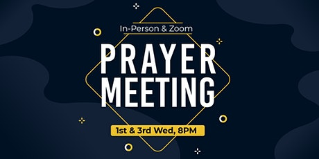 Prayer Meeting 21 April 2021 tickets