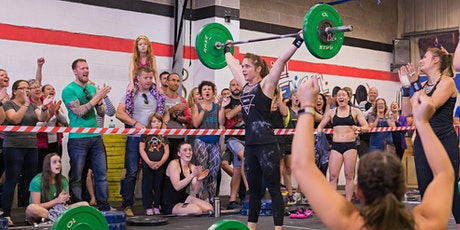 CrossFit Volentia - Same Sex Pairs 2021 tickets