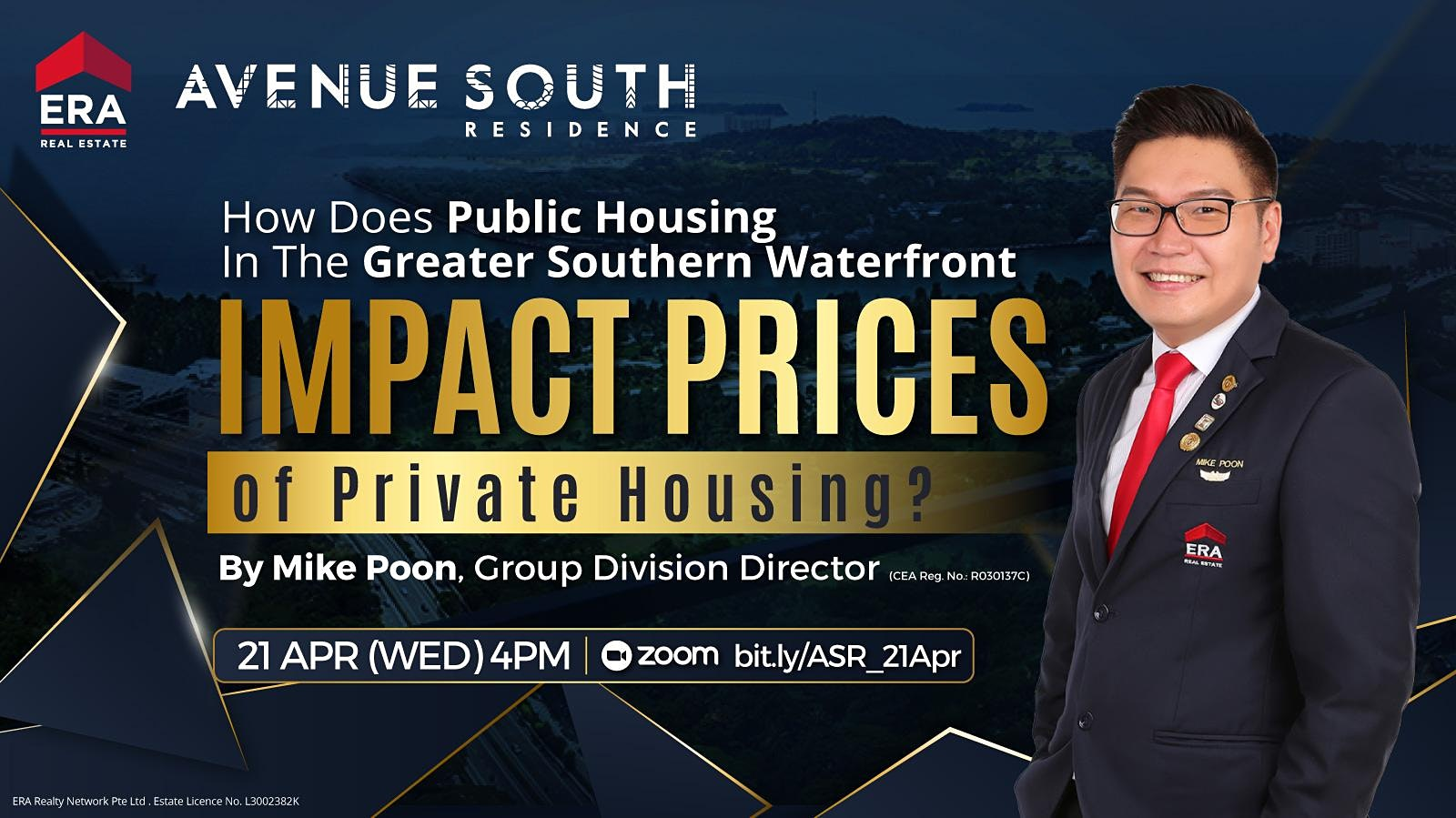 How Does Public Housing In The GSW Impact Prices of Private Housing