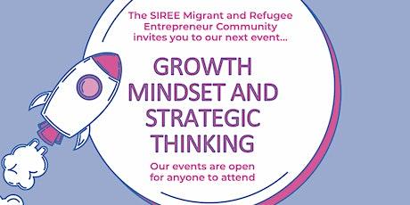 Growth Mindset & Strategic Thinking tickets