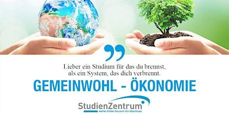 Online Infoabend: Angewandte Gemeinwohl-Ökonomie Tickets
