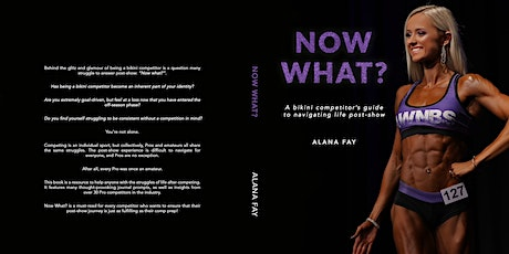 NOW WHAT? Book Launch tickets