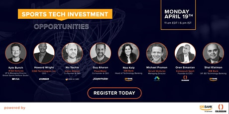 Sports Tech Investment: Opportunities tickets