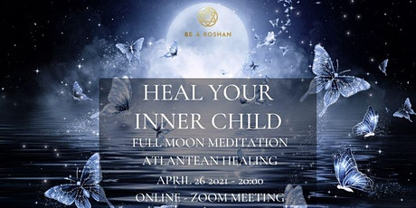 Full Moon Meditation & Atlantean Healing Event tickets