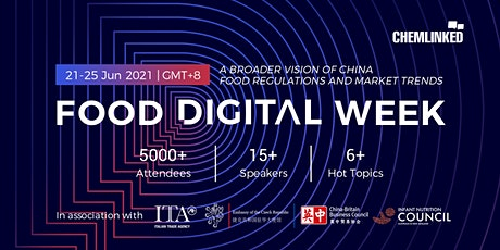 ChemLinked Food Digital Week tickets