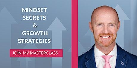 Mindset Secrets & Growth Strategies tickets