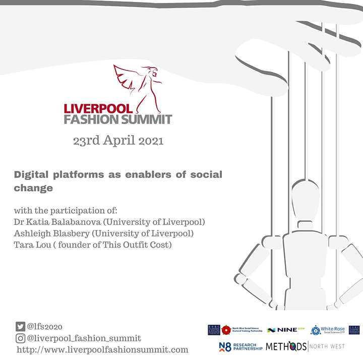 LFS2021: Digital platforms as enablers of social change image