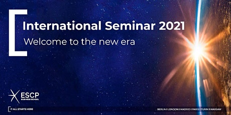 International Seminar 2021 - See it Live from the Plató entradas