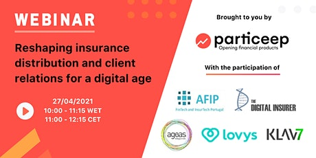 Reshaping insurance distribution and client relations for a digital age ​ tickets