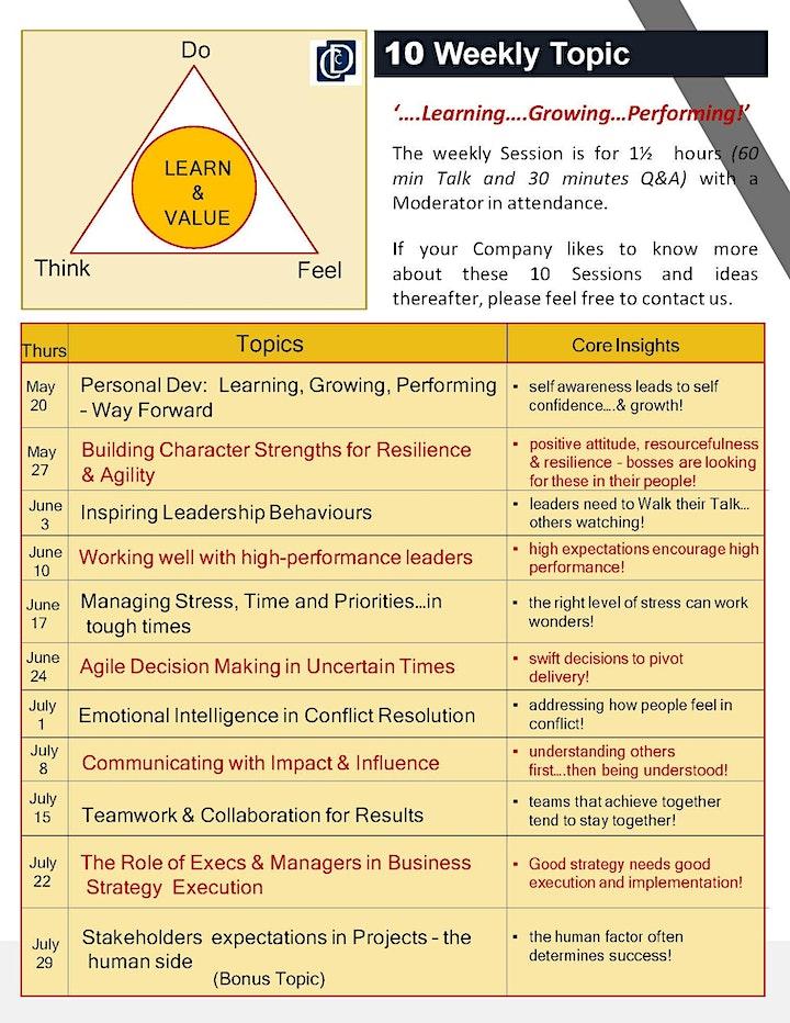Leadership Development Programme image