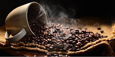 Coffee Roasting Class by Yoshi Hosokawa tickets