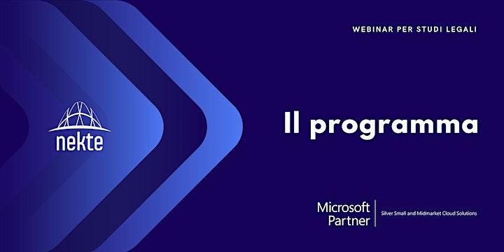 Immagine Scopri tutte le novità dal mondo di Nekte e Microsoft
